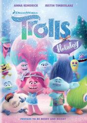 Les Trolls : spécial fêtes
