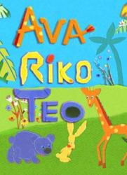 Ava, Riko, Téo