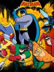 BATMAN - L'ALLIANCE DES HEROS