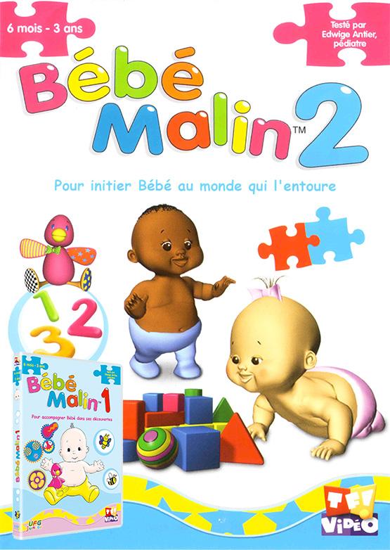 BEBE MALIN 1 ET 2