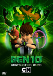 Ben 10 Destruction Alien