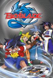 Beyblade, la série