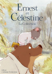 Ernest et Célestine, la collection