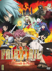 Fairy Tail le film - La prêtresse du Phoenix