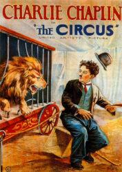 Le Cirque, un film de Charlot