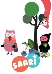 Saari, une série d'animation pour les petits