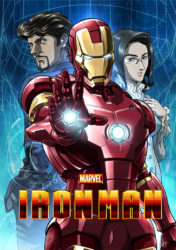 Marvel Anime : Iron Man