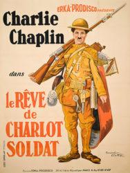 Charlot soldat