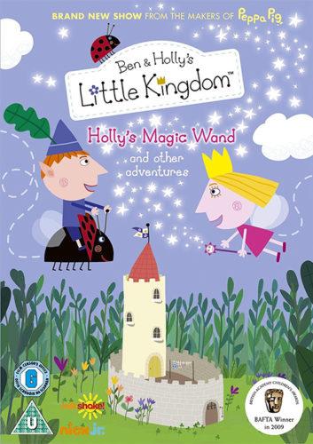 Le Petit Royaume De Ben Et Holly Une Série Pour Quel âge Analyse