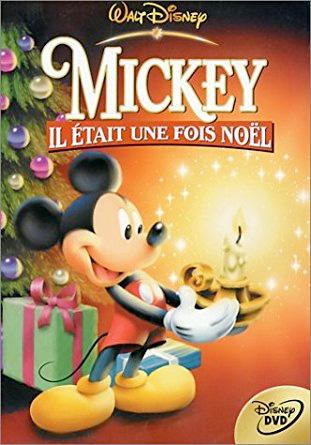 Mickey, il était une fois Noël