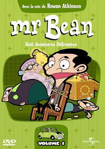 Mr Bean La Série Animée Pour Enfant Pour Quel âge Analyse Dvd