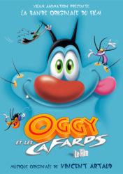 Oggy et les Cafards, le film