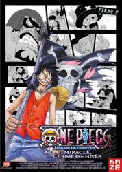 One Piece épisode de Chopper : Le Miracle des cerisiers en hiver