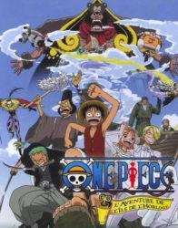 One Piece : L'Aventure de l'île de l'horloge