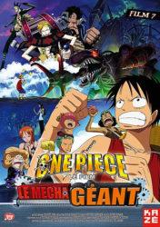 One Piece : Le Mecha géant du château Karakuri
