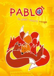 Pablo, le petit renard rouge