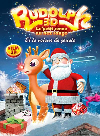 Rudolph, le petit renne au nez rouge et le voleur de jouets