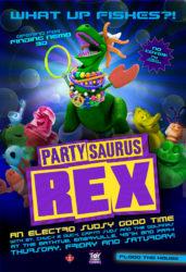 Rex, le roi de la fête