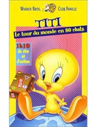 Titi et le Tour du monde en 80 chats