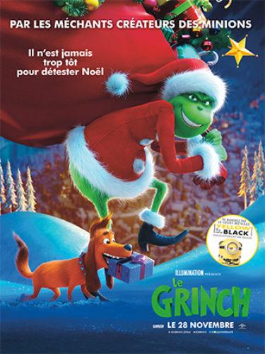 Le Grinch Est Un Film De Noël Pour Quel âge Analyse Dvd