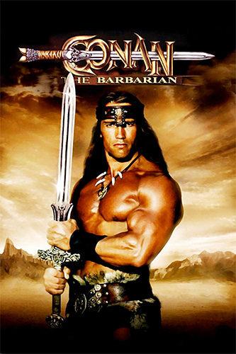 Conan le Barbare, un film pour quel âge ? analyse Arnold Schwarzenegger