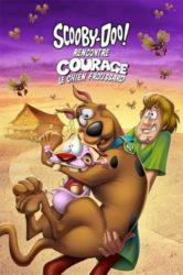 Tout droit sortie de nulle part : Scooby-Doo rencontre Courage le chien froussard